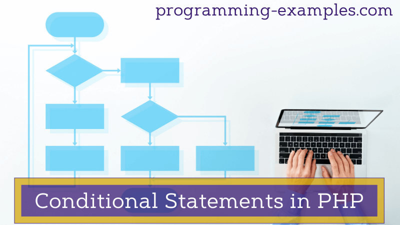 conditional statements in PHP