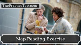 Map Reading/Audio Practice