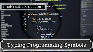 Typing Symbols