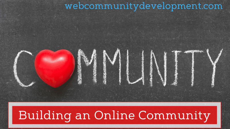 build an online community